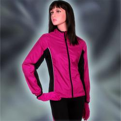 Ws Micro Jacket - PeachRed
