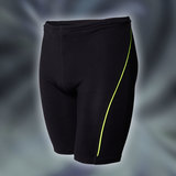 PRO Short Tights, Black/NeonYellow