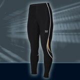 Ws Zent. Acceleration Tights, Black/Gold