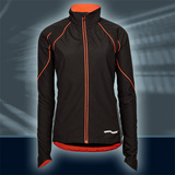 Ws Pulse Jacket, Black/Glow