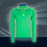 Zent. Chilly Shirt, BrightGreen