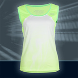 Ws Pulse Tanktop, Lime/White
