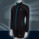 Ws Pulse Jacket, Black/Martinica