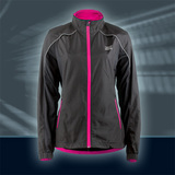 Ws Pulse Jacket, Black/Magenta