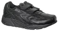 Minado Walker, Black (2E) Velcro